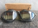 NEW OLD STOCK LUFTWAFFE PILOT'S GOGGLES